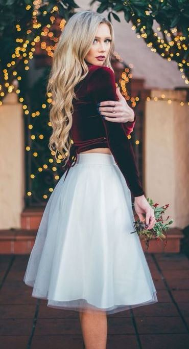 WHAT TO WEAR TO A WINTER HOLIDAYS 14 BEST PHOTOS