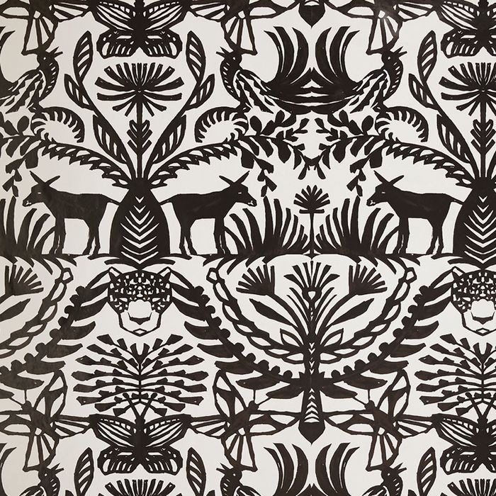 Eulalia Peel Stick Wallpaper White Black Opalhouse In 2021 Removable Wallpaper Peel And Stick Wallpaper Opalhouse