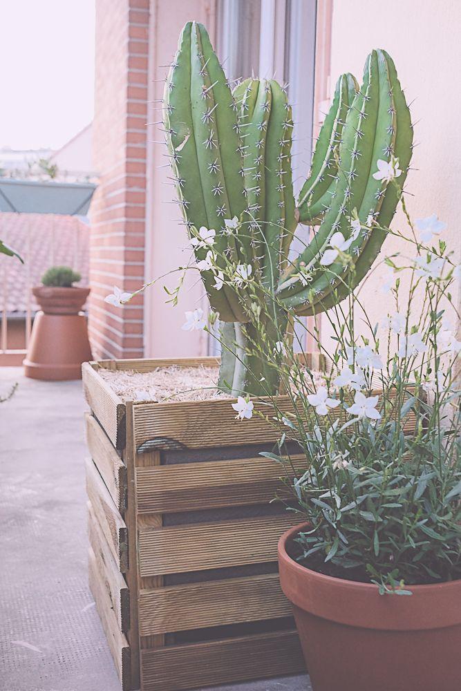 relooking de mon balcon 1/2 (DIY inside) UN BAC A PLANTES  AVEC DES CAILLEBOTIS