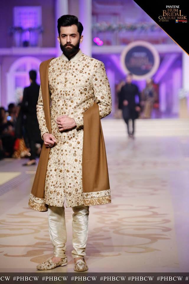 Ahsans Menswear Groom Collection 2017 7 640x960 Indian WearIndian WearWedding