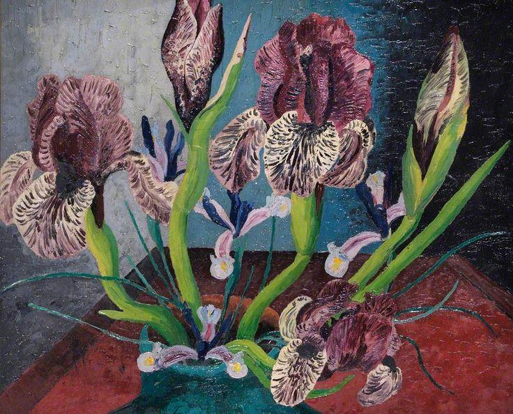 Cedric Morris - Mottled Iris