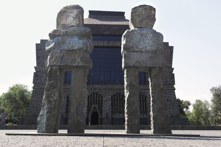 guggenheim guide to art in Mexico City