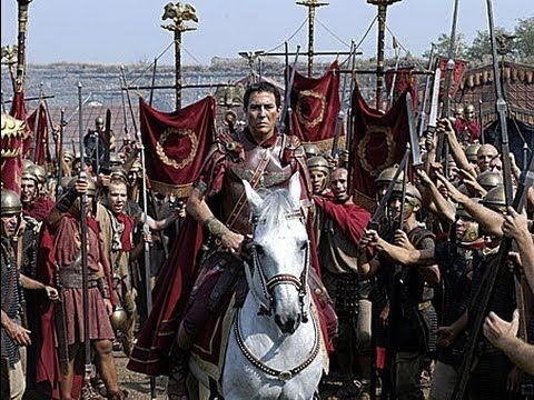 "THE ROMAN EMPIRE - JULIUS CAESAR - This is Episode 3 from the BBC series, ""Ancient Rome: The Rise and Fall of An Empire,"" produced in 2006 as a docudrama. This is a 43 minute video which is biography of the man immortalised in the play. It is well researched and includes short interview clips with Roman History scholars. There is a moderate amount of violent scenes but should be suitable for a Level 10 classroom."