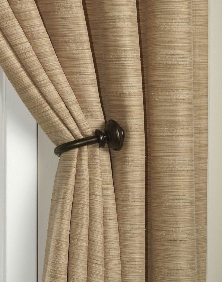 Captivating Tips And Ideas How To Install Curtain Holdbacks For Home Interior Design:  How Tou2026