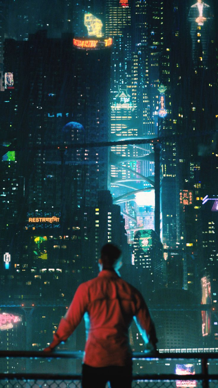 Altered Carbon 10/10