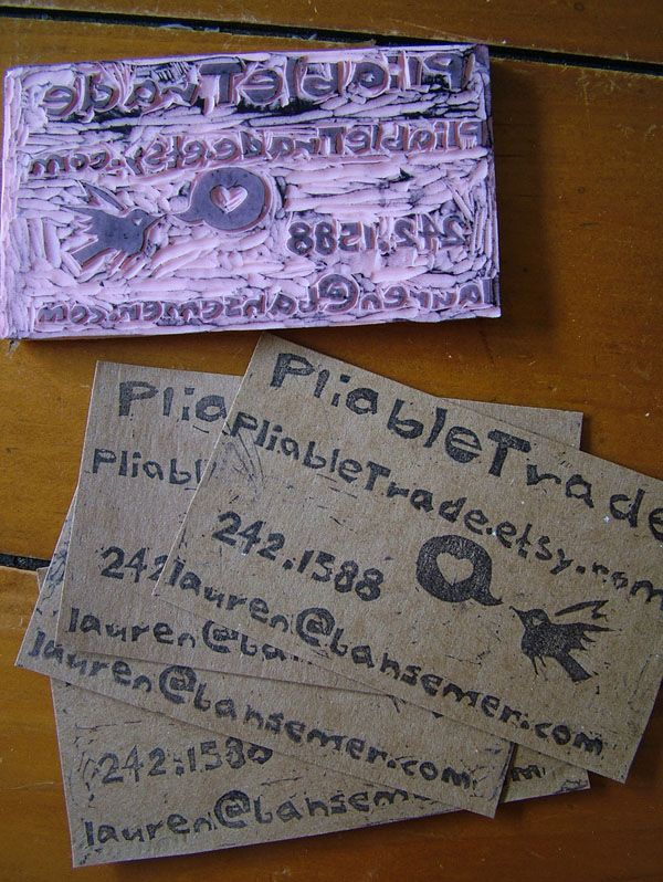 107 best business cards and branding for artists images on pinterest 20 eco friendly recycled paper business cards reheart Gallery