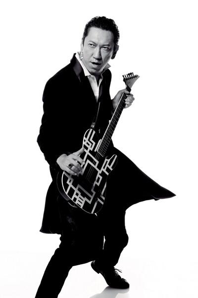 Tomoyasu Hotei (Boowy, Kill Bill)