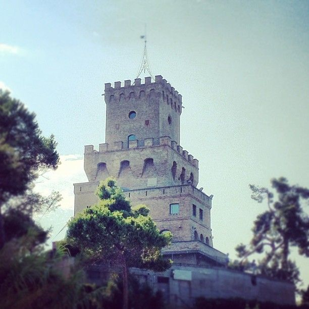 Torre di Cerrano nel Pineto, Abruzzo