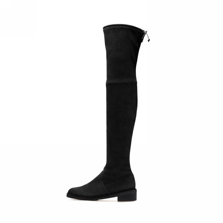2016 women thigh high boots over the knee boots for women warm winter and autumn woman shoes botas mujer femininas #>=#>=#>=#>=#> Click on the pin to check out discount price, color, size, shipping, etc. Save and like it!