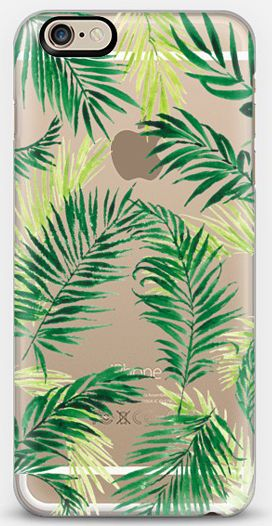 Under the palm trees phone case