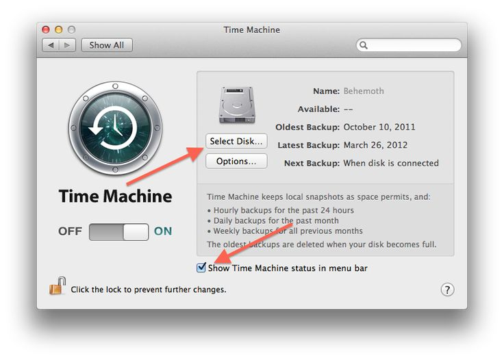 how to set up new macbook pro hard drive