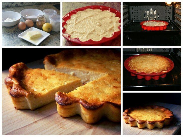 Quesada muy f cil receta para cocinar una quesada de for Facil de cocinar