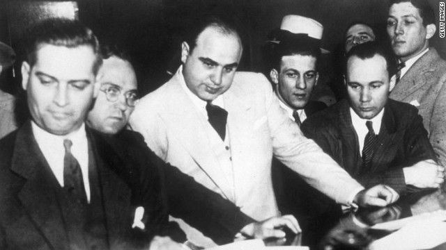 Al Capone- Google Search | Ostentatious Outlaws ...