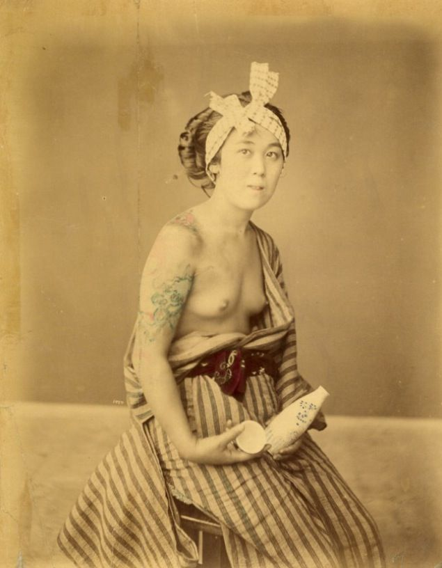 Pity, that Vintage asian nudes agree, remarkable