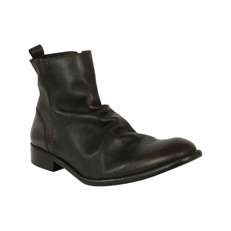 Fly London Wex Washed Mens Ankle Boots | USC