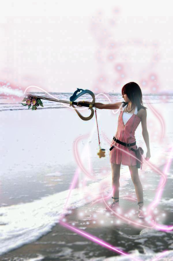 Kairi Kingdom Hearts Cosplay
