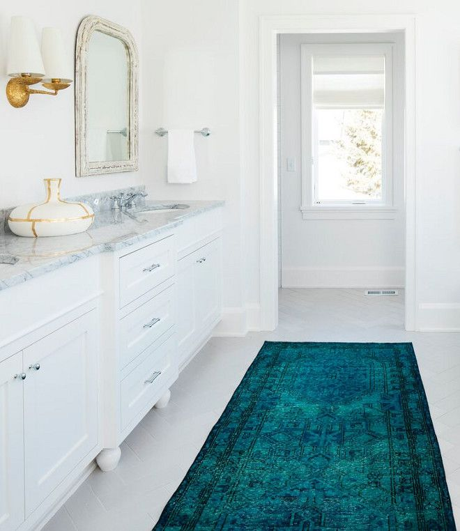 Teal bathroom ideas best free home design idea for Bathroom ideas teal