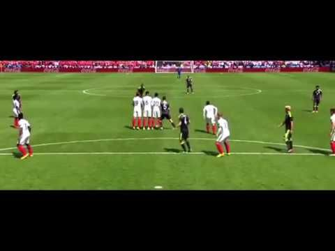 Euro Cup 2016 England vs Wales Match Highlights 2-1 Goals