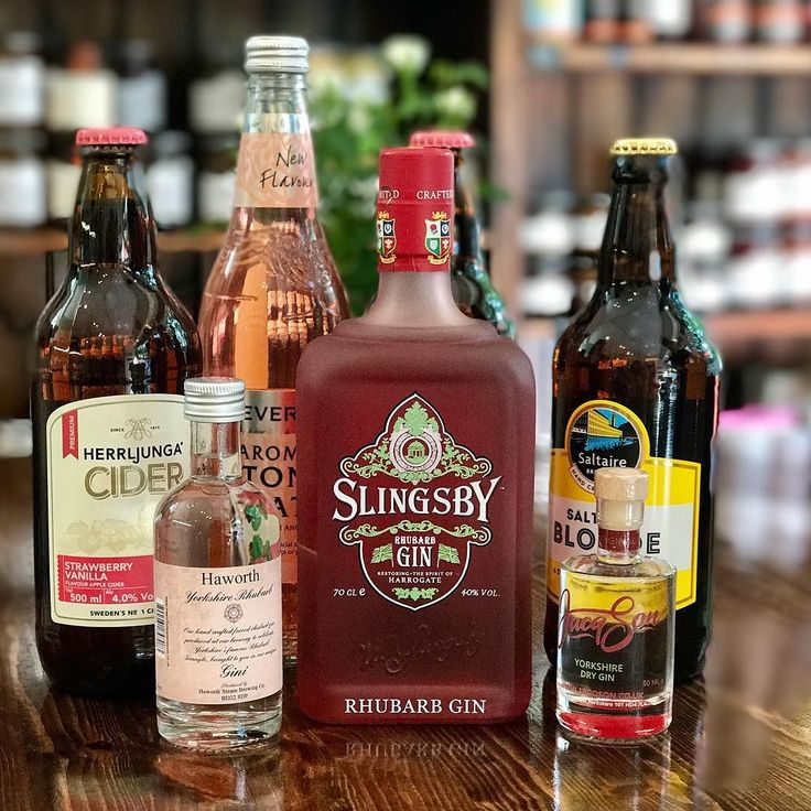 You have got to get yourself to the back room treasure chest at @ginger_whale_gomersal I only went in for a bottle of beer but then you see they sell the utterly amazing Rhubarb @slingsbysocial Gin! With that you clearly need @fevertree_uk and to mix things up a bit we picked up a couple of @saltairebrewery beers some @herrljungacider for Mrs Pudd and for special measures a couple of artisan Gin producers @jacqsongin and Howarth Gin! Might need to save up before I pass again!!
