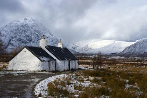 Blackrock Cottage ... Glencoe, Scotland