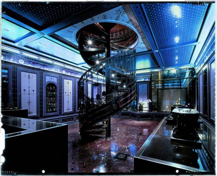 serge lutens perfume shop les salons du palais royale paris favorite places spaces. Black Bedroom Furniture Sets. Home Design Ideas