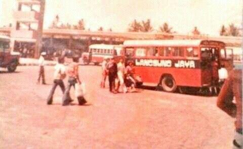 Bus Langsung Jaya di Tirtonadi