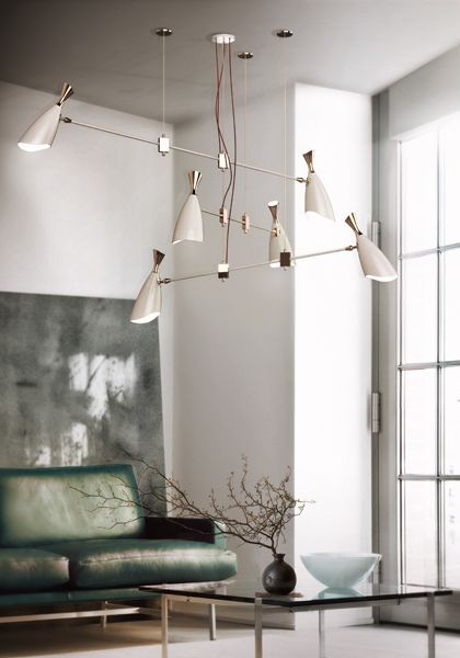 Duke ceiling lamp by @delightfulll http://www.delightfull.eu/en/heritage/suspension/duke-ceiling-lamp.php