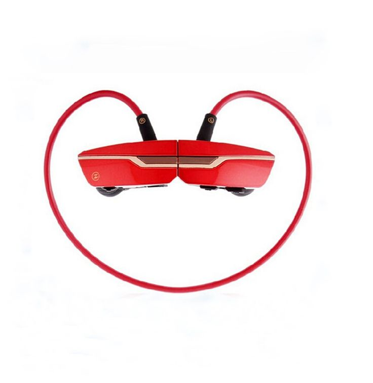 Hi-tec Mini Headphone B99 4.1 Stereo Sport Bluetooth Headphones for Running, Biking, Cycling, Camping, Hiking or Any Other Outdoor Activities. (Red). Transmission Distance: 10m, Charging Time: 2h, Bluetooth Version: V4.1. The popular sports-style design,allowing you to truly realize there is no interdependence between the sports,Ieisure,entertainment. High flexibility,strength and toughness of the Sport Bluetooth Headphone connection design,are free to distort without deformation,easy to...