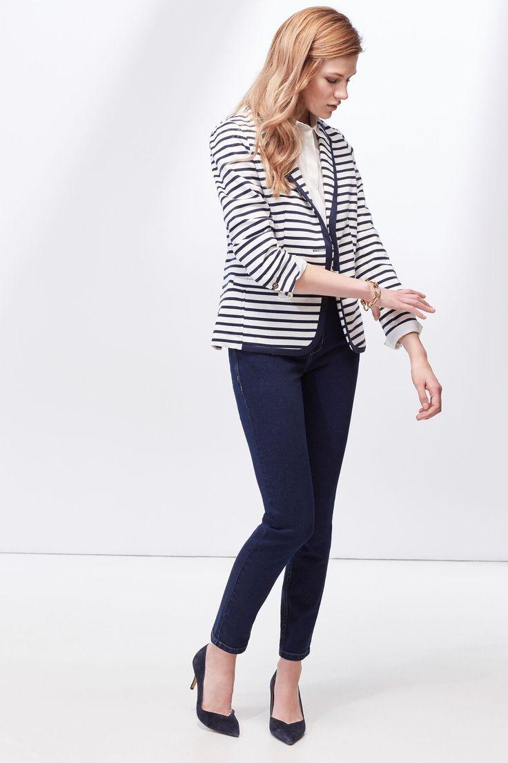 Slim fit denim | Jeans | Cortefiel