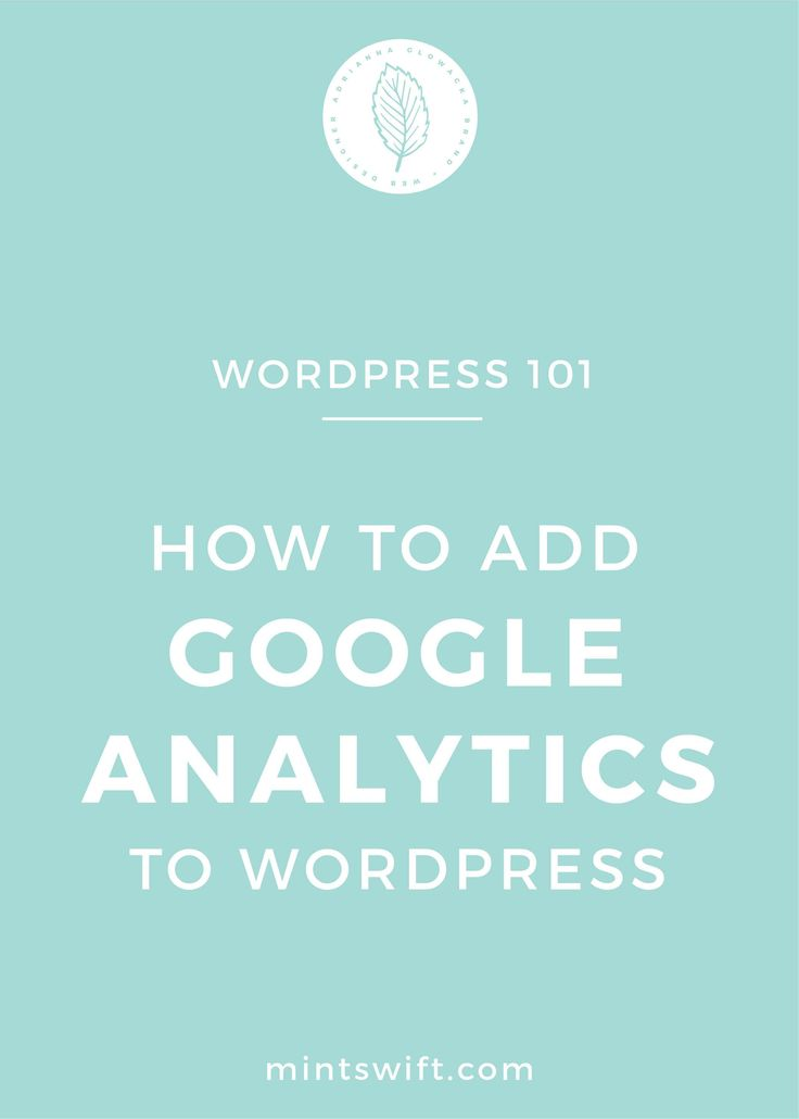 Getting traffic to your blog & website is essential for their success. Google Analytics will help you track the page views, unique visitors and referrals, so from which source your audience click through to your website. The best part is that Google Analytics is a free tool! In this post, I'll walk you through the steps on how to add Google Analytics to WordPress without any coding knowledge and how to see Google Analytics dashboard directly on your WordPress site with the use of the plugin.