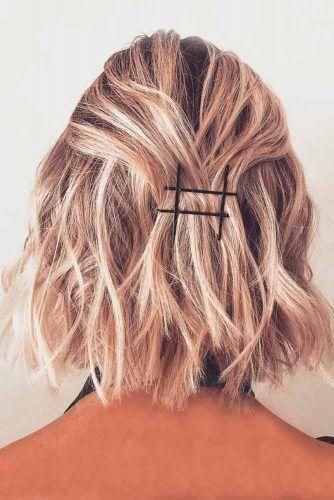 27 coiffures moyennes pour les femmes qui ont bon goût  #bon #coiffure #coiffur…