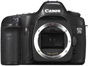 Canon EOS-7D 18.0 Megapixel Digital Camera Body More Details