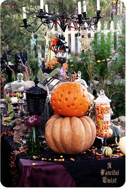 halloween decor love all of it outdoor halloween partieshalloween party ideashalloween halloweenhalloween - Outside Halloween Party Ideas