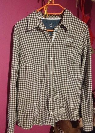 Koszula w kratę !   Kup mój przedmiot na #vintedpl http://www.vinted.pl/damska-odziez/koszule/12779794-damska-koszula-w-krate-she-44