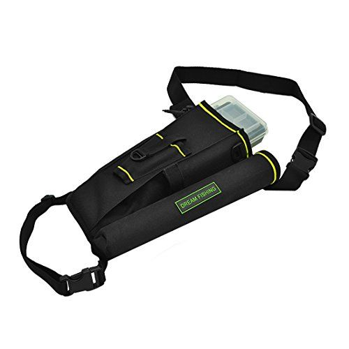 BLISSWILL Quick Attack Series Multifunctional Fishing Tackle Bag sided Waist Shoulder Carry Strap Storage Waist Pack Sling Bag Fishing Gear Storage Unisex with Fish Tackle Box http://fishingrodsreelsandgear.com/product/blisswill-quick-attack-series-multifunctional-fishing-tackle-bag-sided-waist-shoulder-carry-strap-storage-waist-pack-sling-bag-fishing-gear-storage-unisex-with-fish-tackle-box/