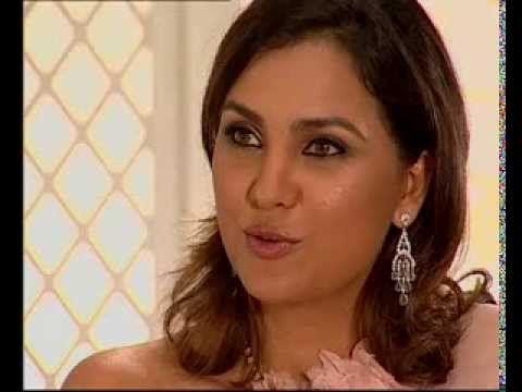 Rendezvous with Simi Garewal - Lara Dutta
