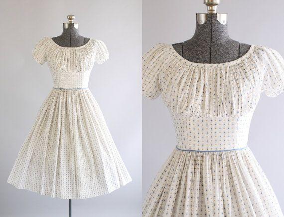kleider aus den fünfzigern