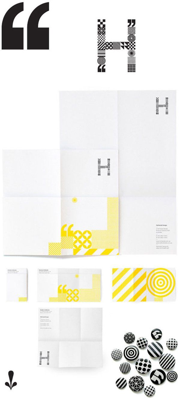 Brand Identity by Hofstede Design