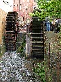 Molino de agua - Wikipedia, la enciclopedia libre