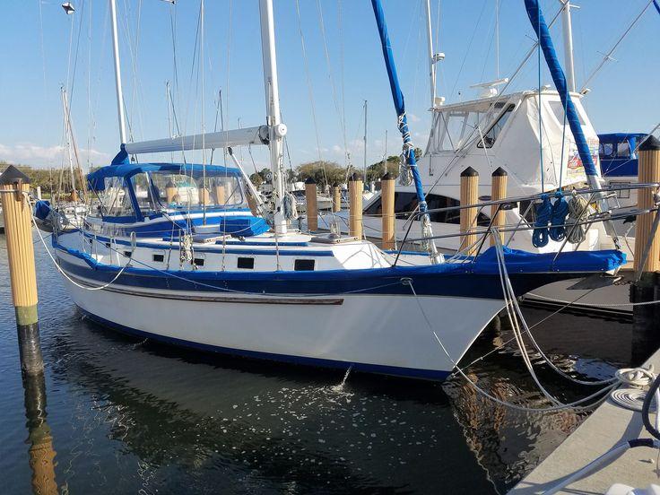 Endeavor 43 sail yacht for sale