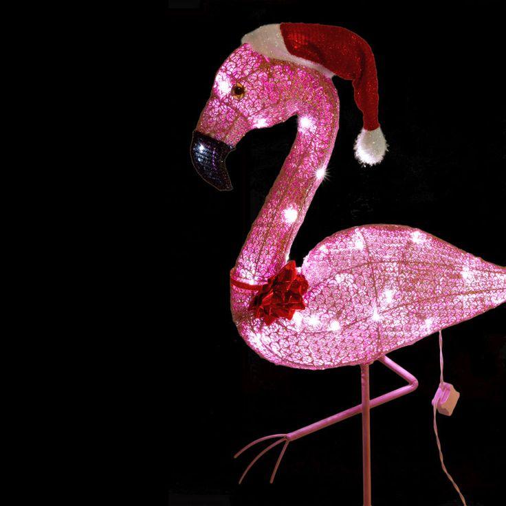 Flamingo Christmas Decorations: Best 25+ Lawn Ornaments Ideas On Pinterest