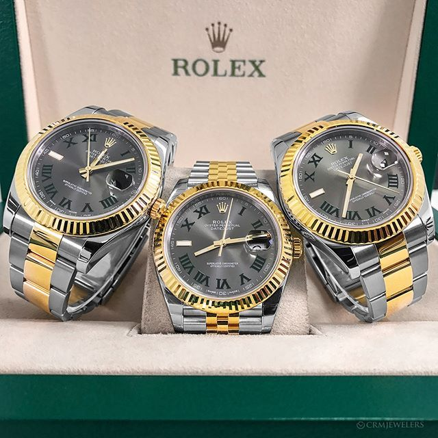 The Ultimate Trio Are You A Fan Of The Wimbledon Dial