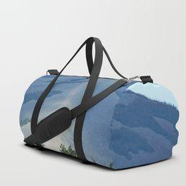 Hog's Back Mountain Duffle Bag