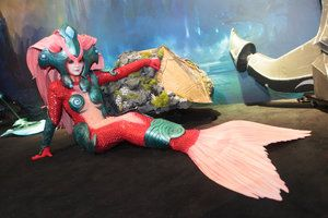 Koi Nami Cosplay - League of Legends by NereideCosplay