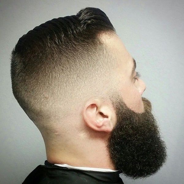 Perfect Beard and Hairstyle Looks For Men (4)