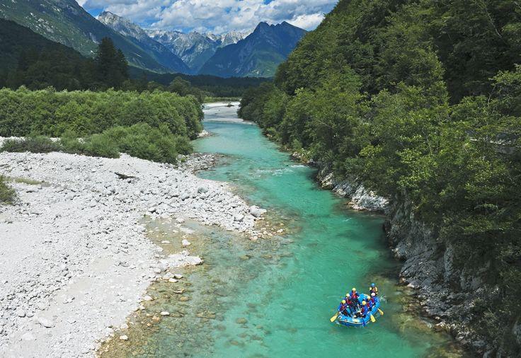 Soca River - Slovenia