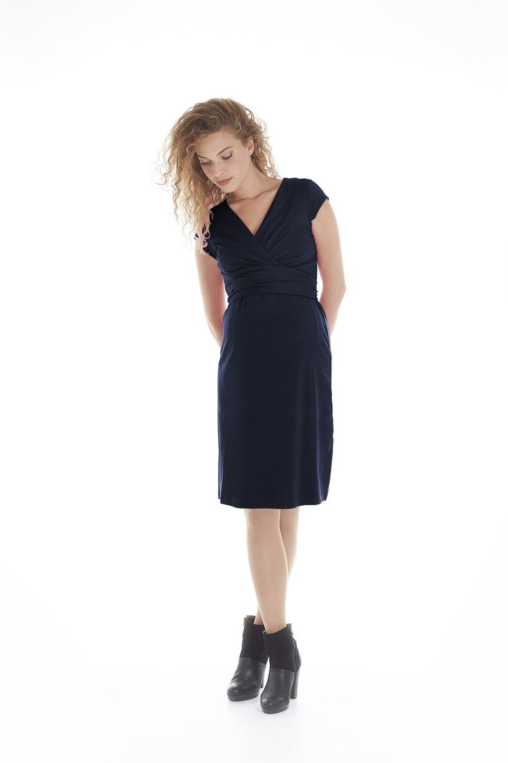 73 best maternity dresses images on pinterest curve maternity dark blue maternity dress from ella bella maternity boutique queenmom ombrellifo Choice Image