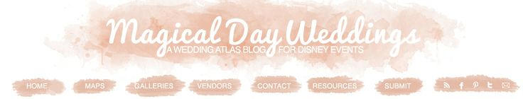 7 Ways to Get Involved in the Disney Bride Community | Magical Day Weddings | A Wedding Atlas Fan Site for Disney Weddings