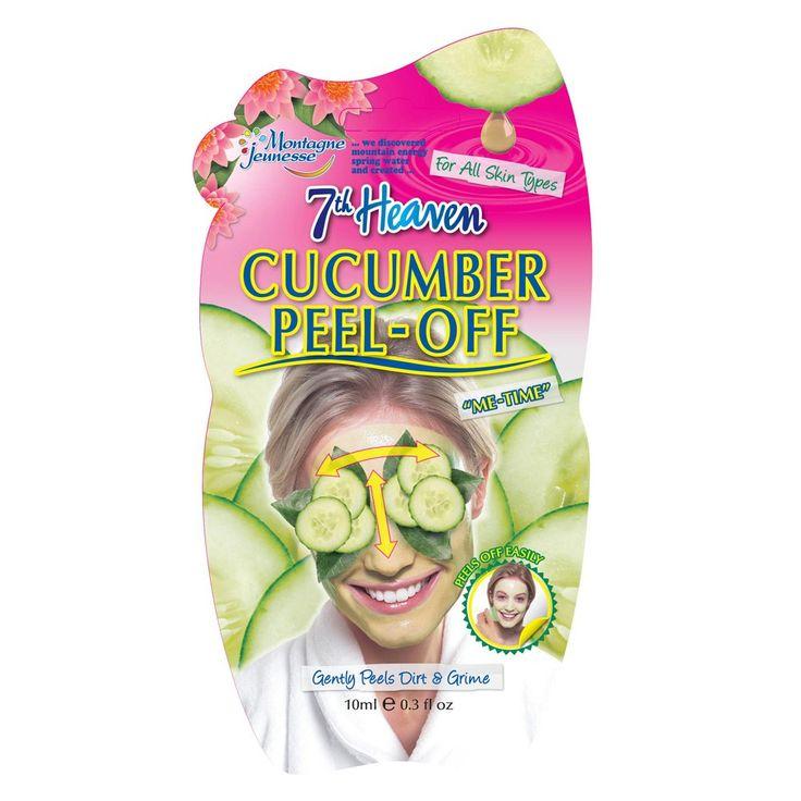 Montagne Jeunesse Cucumber Peel-Off Masque 10 mL