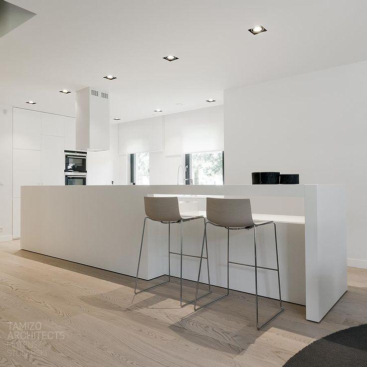 Single family house interior design, Tomaszów Mazowiecki | Tamizo Architects